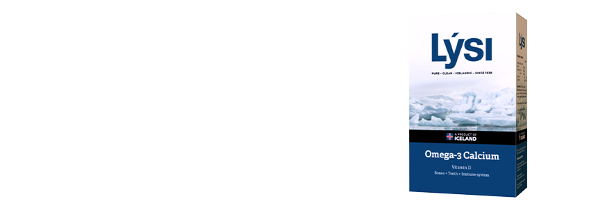 Omega-3 Calcio